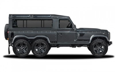 Kahn Flying Huntsman 6×6
