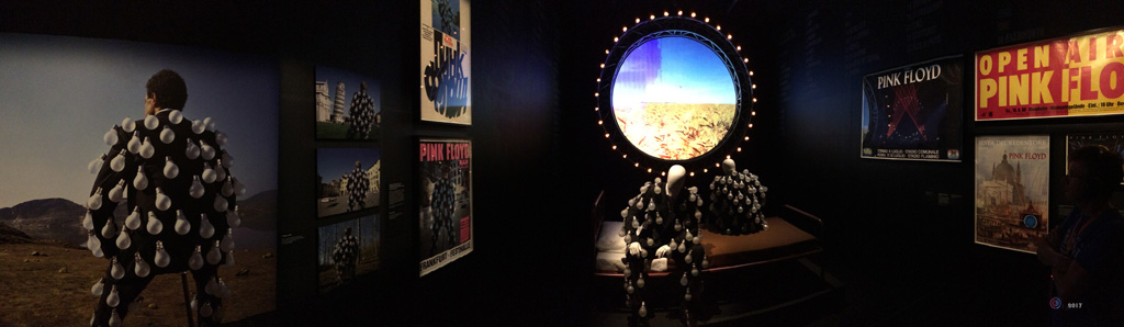 Pink Floyd Our Mortal Remains Exhibition
