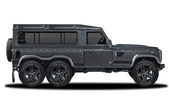 |Kahn Flying Huntsman 6×6