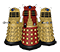 Dalek Trio