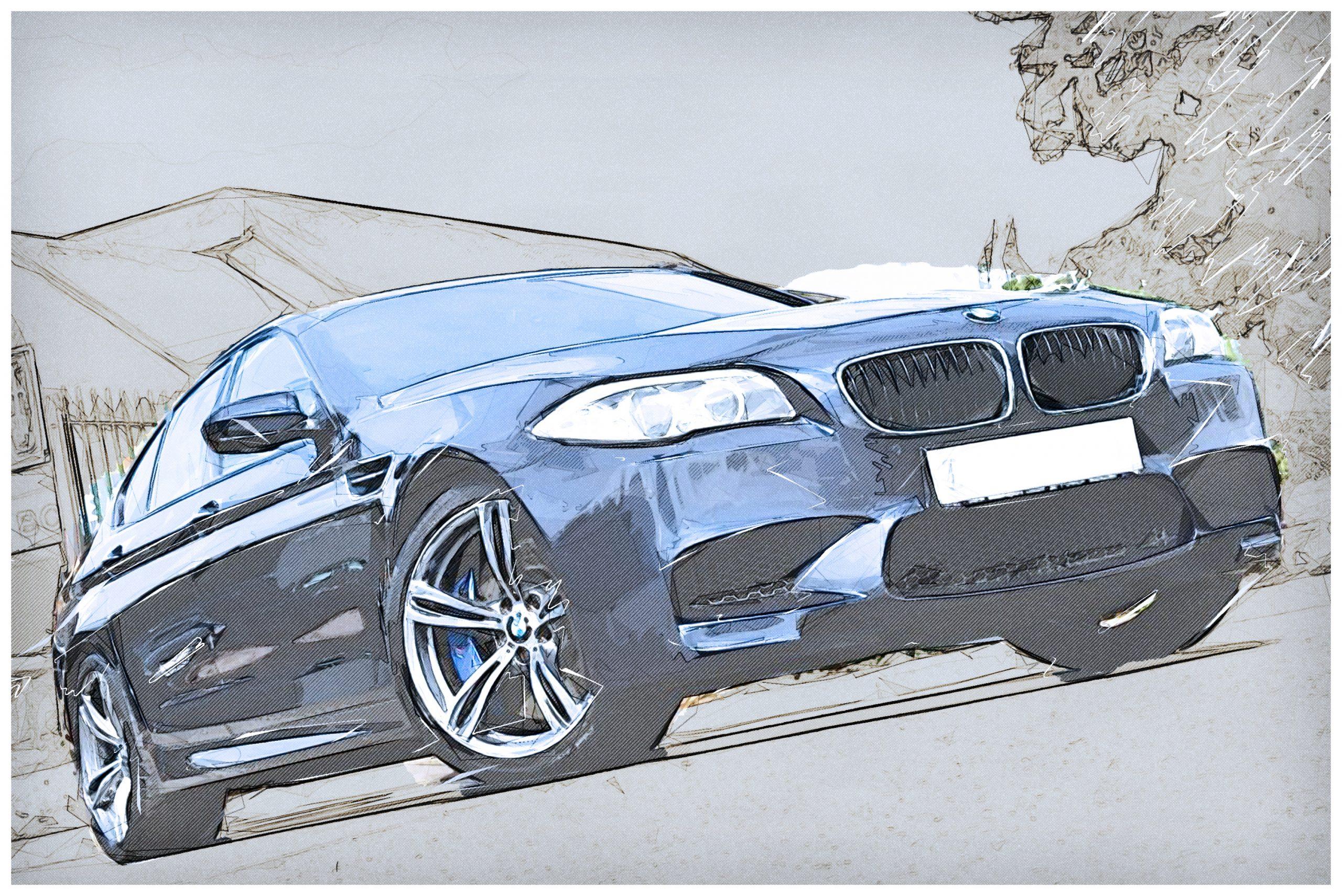 F10 BMW M5